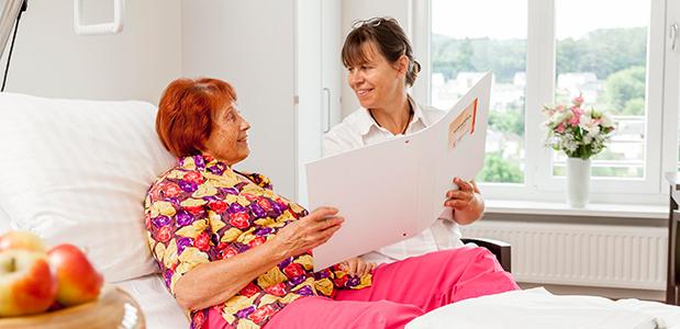 Patient Fragen